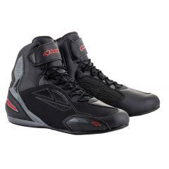 Alpinestars Shoe Faster-3 Drystar Black/Grey/Red
