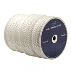 POLYSOFT White 12mm 165m spool