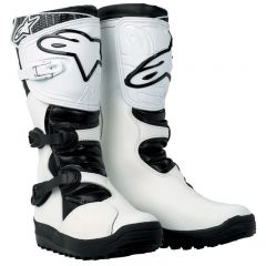 Alpinestars Boot MX No Stop Trial white