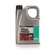 Motorex Cross Power 4T 10W/50 4 ltr (4)