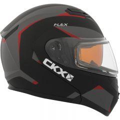 CKX Helmet Flex RSV Control Red Electrical visor
