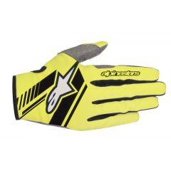 Alpinestars glove Neo, fl yellow/black