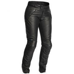 Halvarssons Leather pants C Pants Lady Black