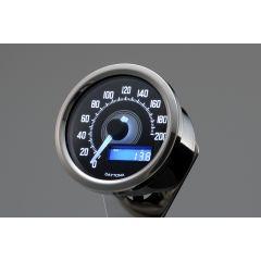 Velona Speedometer 200km/h 60mm
