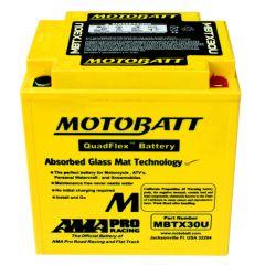 Motobatt battery, MBTX30U