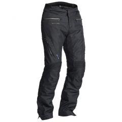 Halvarssons Textile pants W-Pants Black Short Leg