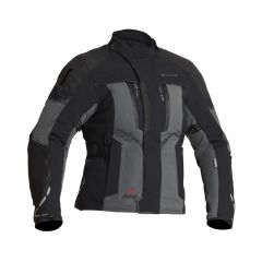 Halvarssons Textile Jacket Vimo Black/grey
