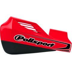 Polisport MX Rocks handprotector red