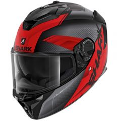 Shark Spartan GT Elgen Matt Red