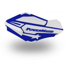 Sentinel Handguards, Blue/White