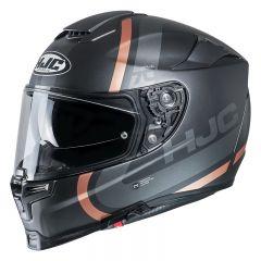 HJC Helmet RPHA 70 Gaon Black/Orange MC9SF
