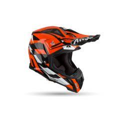 Airoh Helmet Aviator 2.3 AMS2 GREAT orange gloss