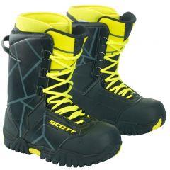 Scott Boot SMB X-Trax black/yellow