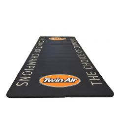 Twin Air Pitmat 210X100cm FIM Rubber with Polyester 250g/sqm