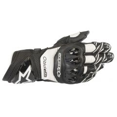 Alpinestars Gloves GP Pro R3 Black/White