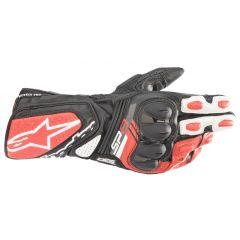 Alpinestars Glove SP-8 v3 Black/White/Red S