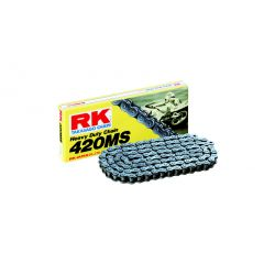 RK 420MS Heavy Duty Chain +CL (Connect.link) 420MS-140+CL