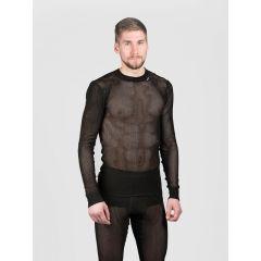 SVALA 100% Dry Stretch Mesh Shirt black