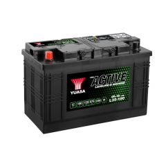 Yuasa L35-100 Active Leisure Battery 12V 100Ah 720A Note: Pallet cargo