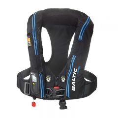 Baltic FORCE SLA harness auto inflatable lifejacket black 40-120kg