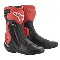 Alpinestars Boots SMX Plus v2 Black/Red