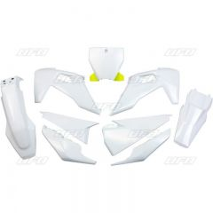 UFO Plastic kit 5-parts White 041 HVA TC/FC 125-450 19-