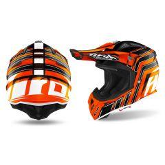 Airoh Helmet Aviator Ace ART orange