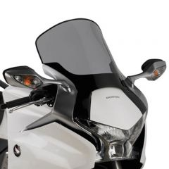 Givi Specific screen, smoked 40 x 40 cm (HxW)