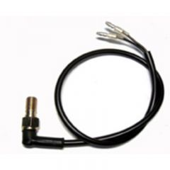 Brake light switch for master cyl. 90° 10X1.00mm