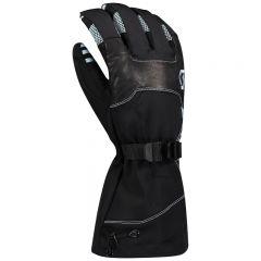 Scott Glove Cubrick  black/cloud blue