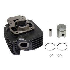 Tec-X cylinder+piston 60cc/45mm reedvalve