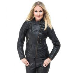 Sweep Leatherjacket Black Betty Lady, black