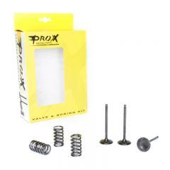 ProX Steel Intake Valve/Spring Kit YZ450F'03-09+WR450F'03-15