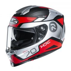 HJC Helmet RPHA 70 Shuky Red MC1SF