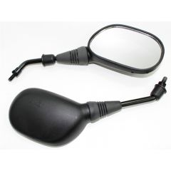 Tec-X Mirror, M8 Right-/Right-handed, Pair, Scooter-model