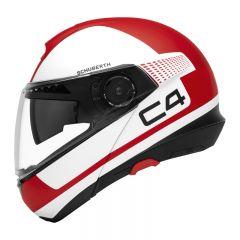 Schuberth Helmet C4 legacy red
