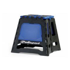 Polisport Motostand bike stand black/blue