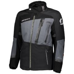 SCOTT Jacket Priority GTX black/iron grey