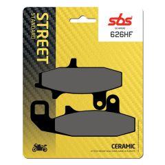 Sbs Brakepads Ceramic 1619626