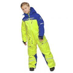 Sweep Snowcore Evo 2.0. Kids Monosuit blue/yellow/black