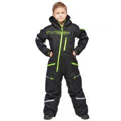 Sweep Snowcore Evo 2.0. Kids Monosuit black