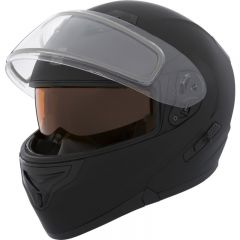 CKX Helmet Flex RSV Mat Black Electrical visor