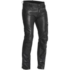 Halvarssons Leather pants Rider Black