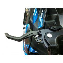 Skinz Adjustable Brake Lever non heated Polaris BPBL100-GR