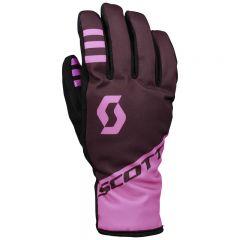 Scott Glove Sport GTX fudge red/pink