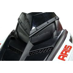 Skinz Headlight Delete kit Black Polaris 2011-15 PHDK100-BK