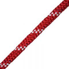 Poly Ropes PB32 spool Red/White 10mm 110m
