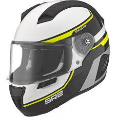 Schuberth SR2  Helmet Lightning Yellow
