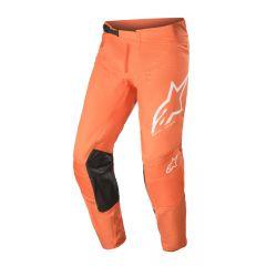 Alpinestars Techstar Pants Factory Orange/White