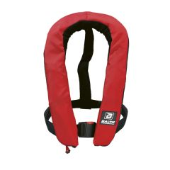 Baltic Winner man inflatable lifejacket red 40-150kg